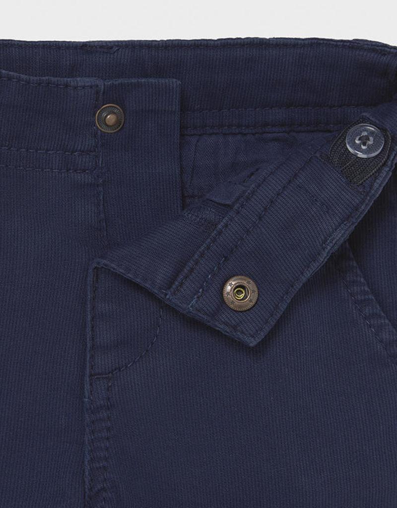 Mayoral Pique Shorts w/Belt Nautical
