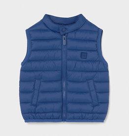Mayoral Padded Vest Blue