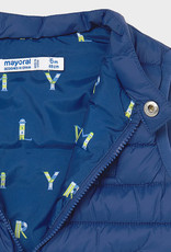 Mayoral Padded Vest Blue