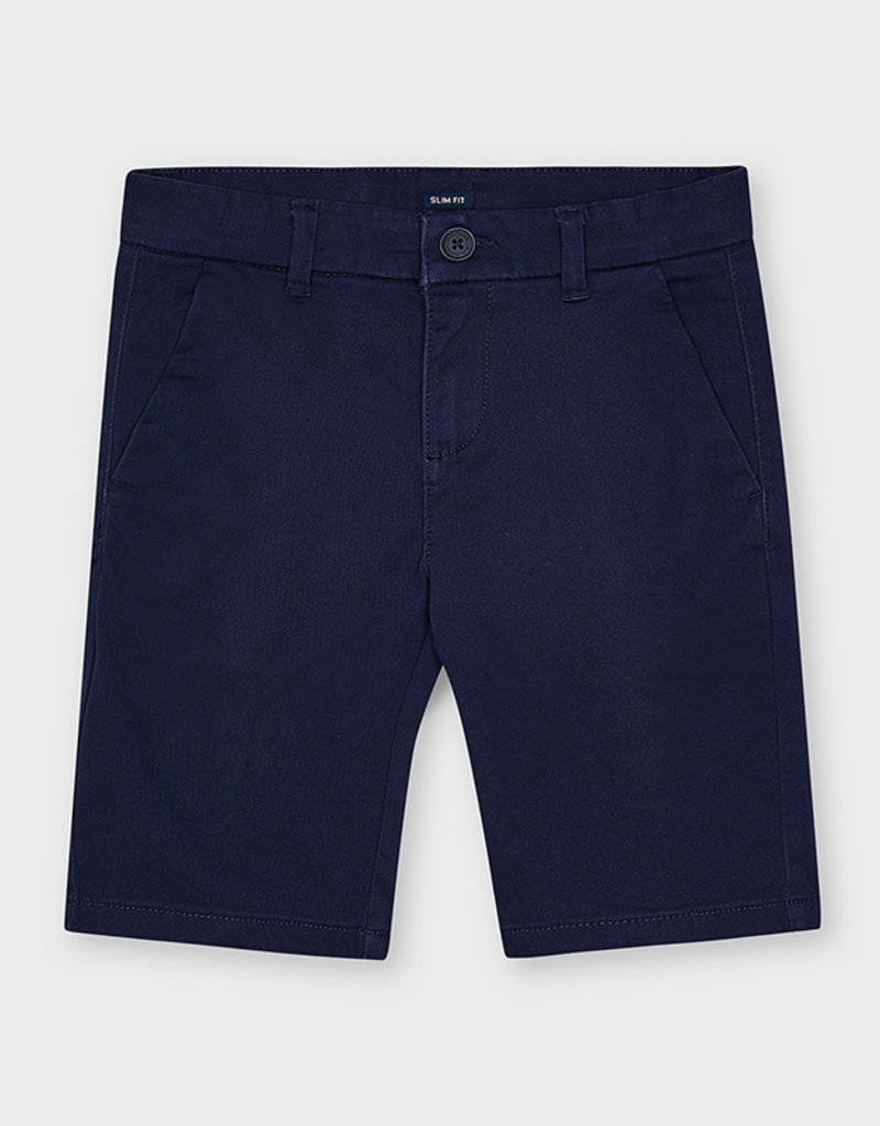Mayoral Basic Chino Shorts Sea
