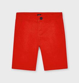 Mayoral Basic Chino Shorts Hibiscus