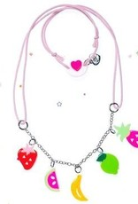 Lilies & Roses NY Mini Fruit Ncecklace