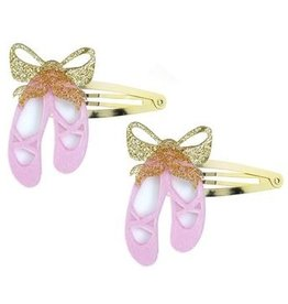 Lilies & Roses NY Ballet Slippers Snap Clips