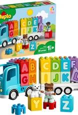 Lego DUPLO My First Alphabet Truck 10915