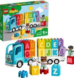 Lego My First Alphabet Truck 10915