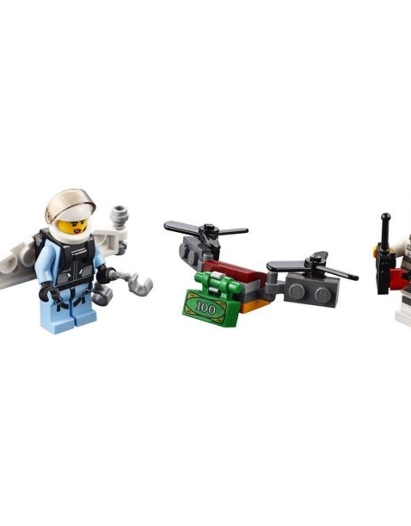Lego Lego Polybag City Sky Police Jetpack 30362