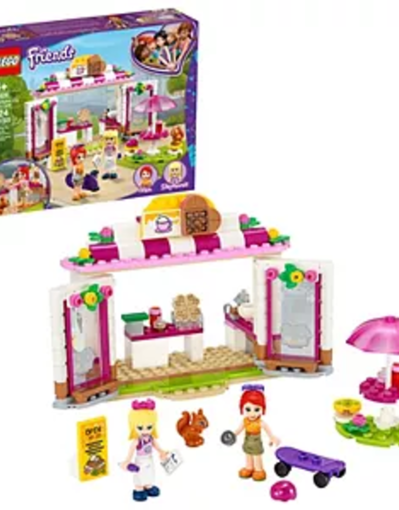 Lego LEGO Friends Baby Elephant Jungle Rescue 41421