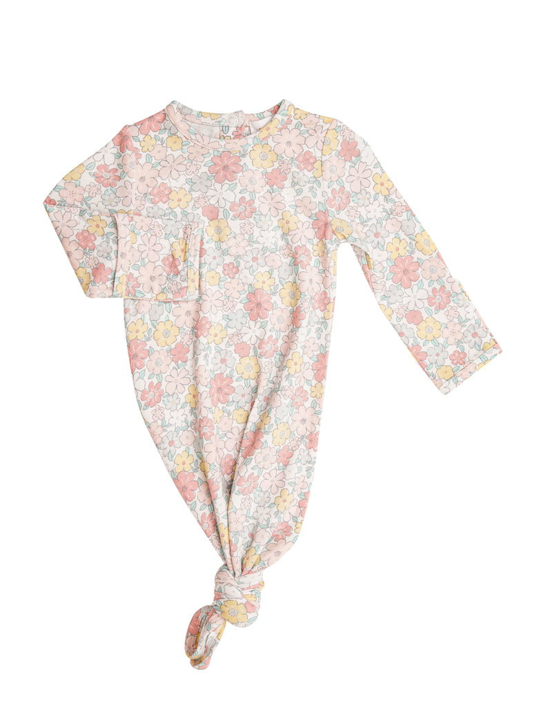 Angel Dear Sweet Ditsy Knotted Gown