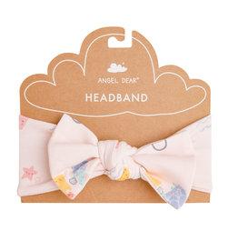 Angel Dear Sandcastle Pink Headband 0/12M-12/24M