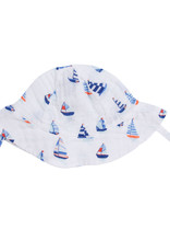 Angel Dear Nautical Boats Sunhat