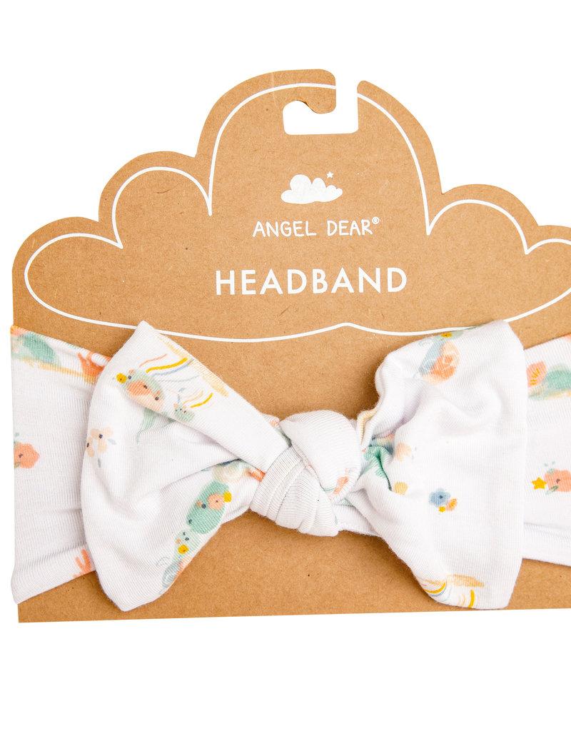 Angel Dear Iridescent Sea Creatures Headband 0/12M