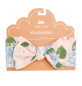 Angel Dear Hydrangea Pink Headband 0/12M, 12/24M