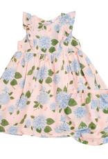 Angel Dear Hydrangea Pink Dress