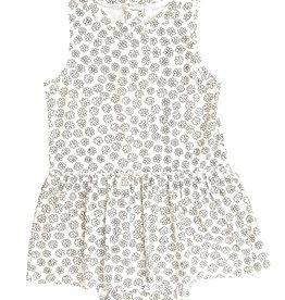 Angel Dear Doodle Daisy Bodysuit w/Skirt 0/3M-18/24M