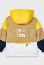 Mayoral Yellow Windbreaker