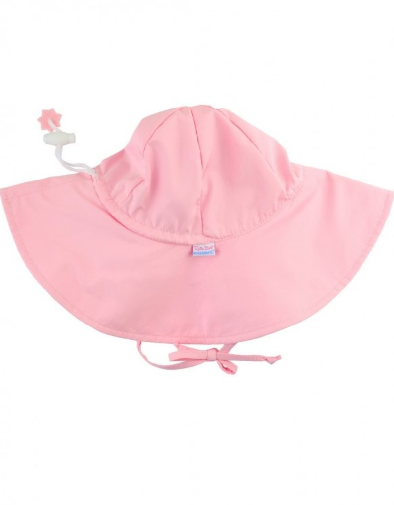 Ruffle Butts Pink Sun Protective Hat