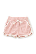Tea Collection Field Day Piped Shorts Cherry Blossom