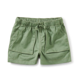Tea Collection Camp Shorts Garden Moss 2-14