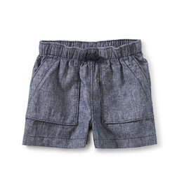 Tea Collection Camp Shorts Indigo 2-14