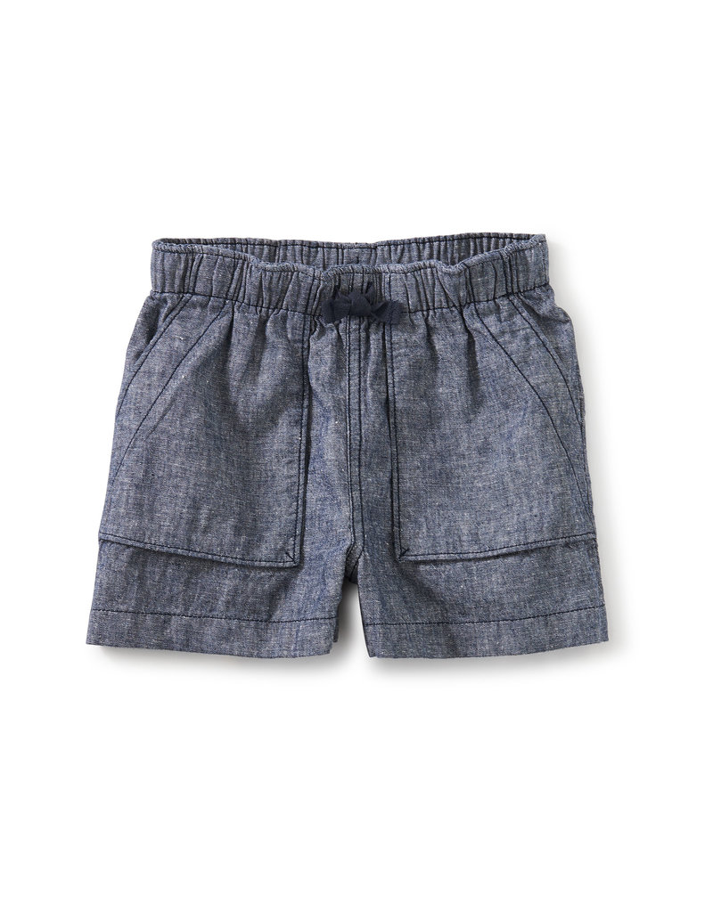 Tea Collection Camp Shorts Indigo