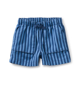 Tea Collection Camp Shorts Cobalt 2-12