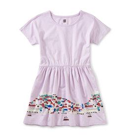Tea Collection Martina Manyà Twirl Dress Orion 2-12