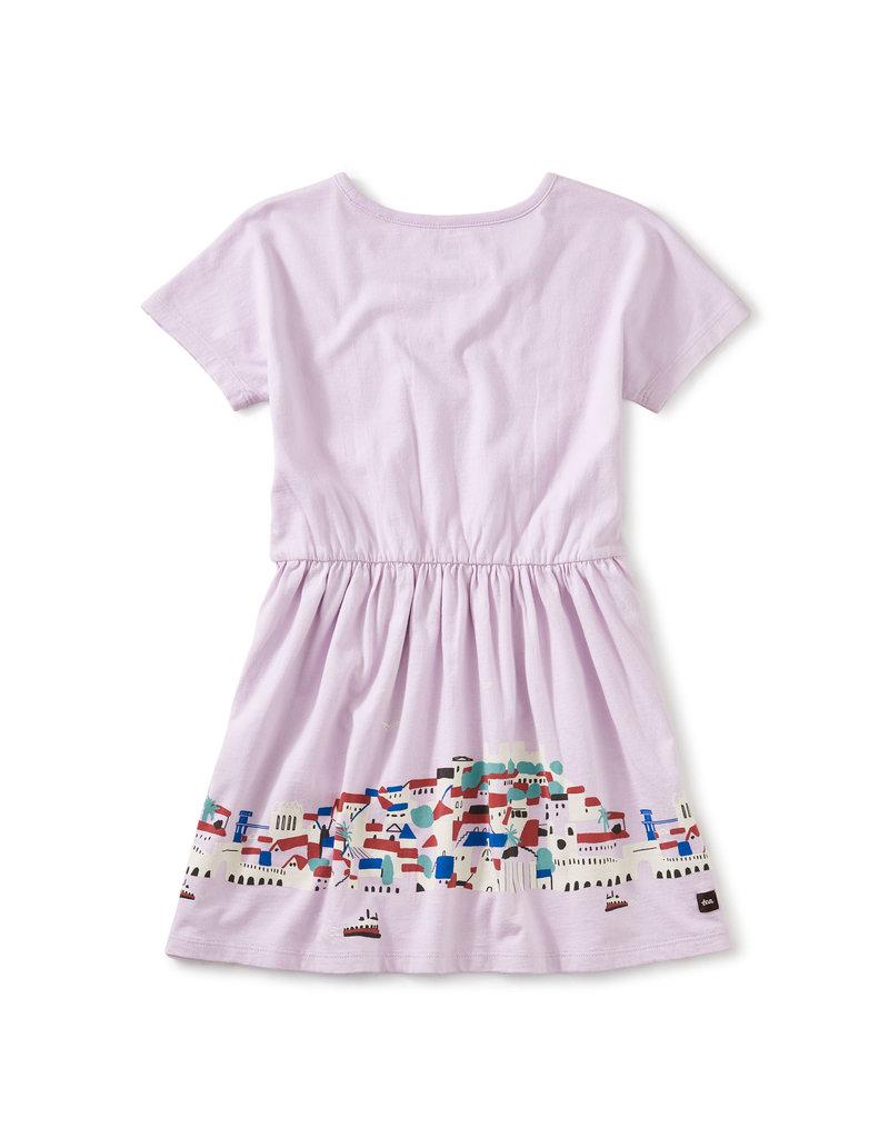 Tea Collection Martina Manyà Twirl Dress Orion
