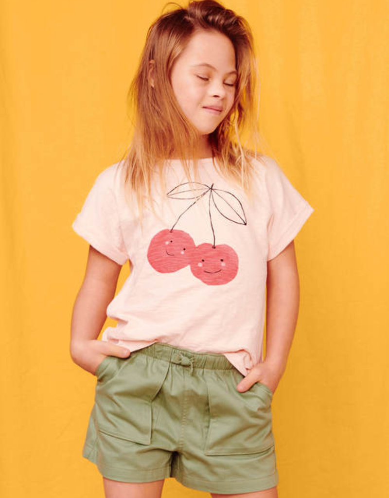 Tea Collection So Very Cherry Graphic Tee Rosita