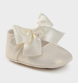 Mayoral Ceremony Mary Jane Shoe Pearl 5/7M-9/11M