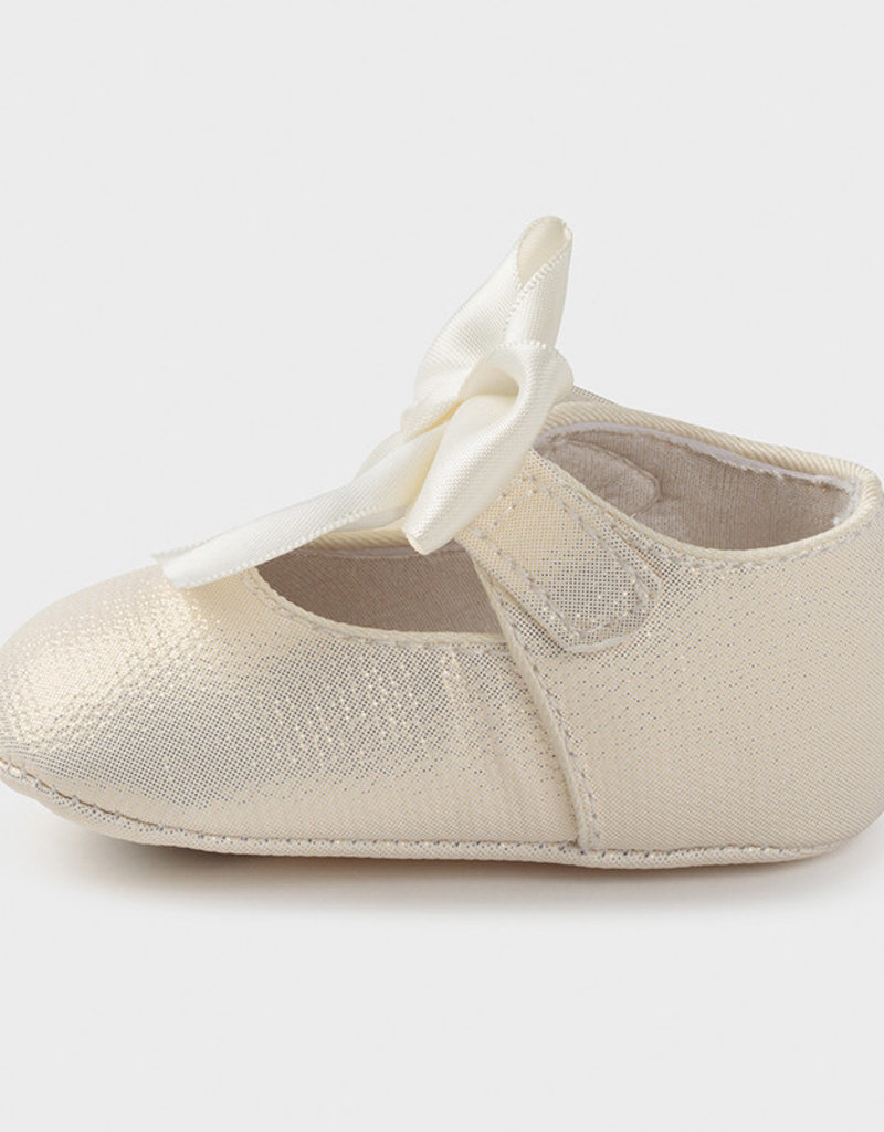 Mayoral Ceremony Mary Jane Shoe Pearl