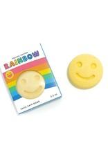 Feeling Smitten Bath Bakery Rainbow Happy Face Bath Bomb
