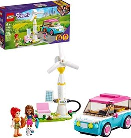 Lego Olivia's Electric Car 41443