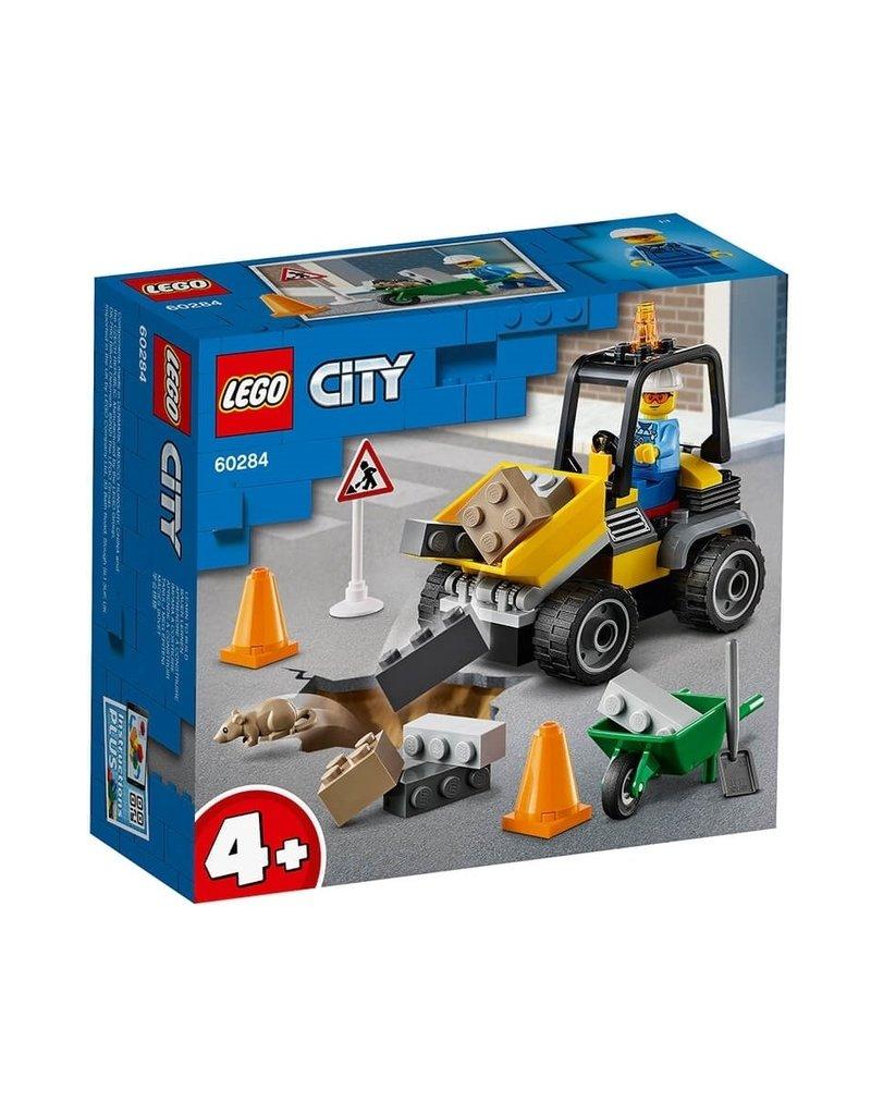 Lego LEGO City Roadwork Truck 60284