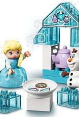 Lego LEGO Elsa and Olaf's Tea Party 10920