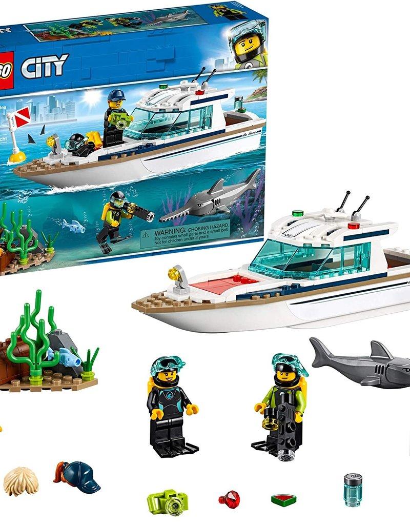 Lego LEGO Diving Yacht 60221