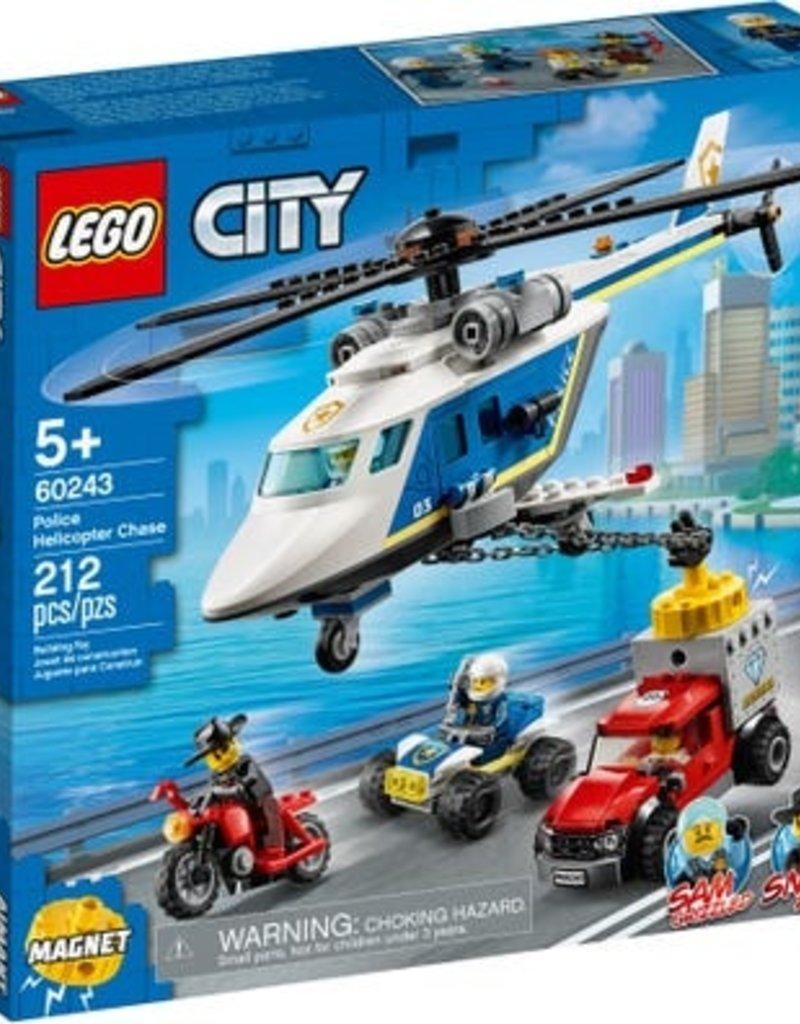 Lego LEGO City Police Helicopter 60275