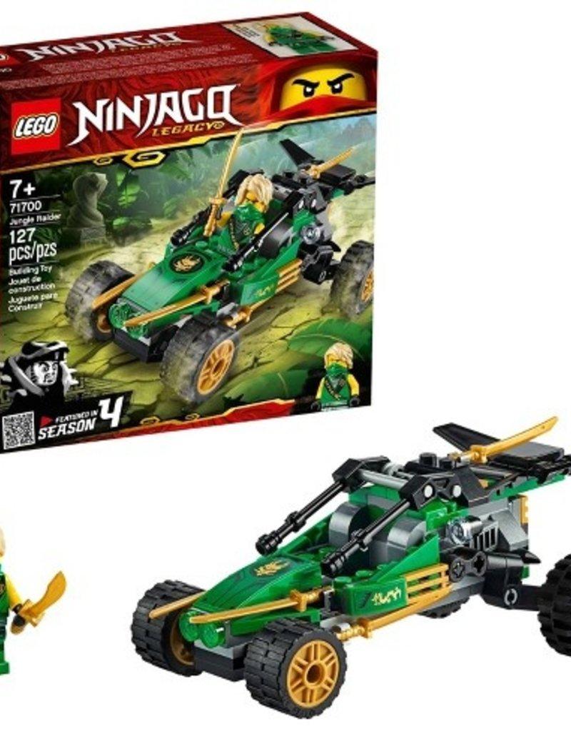 Lego LEGO Ninjago Jungle Raider 71700