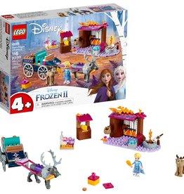 Lego Elsa's Wagon Adventures 41166