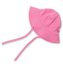 Zutano Sun Hat Hot Pink 6M-24M