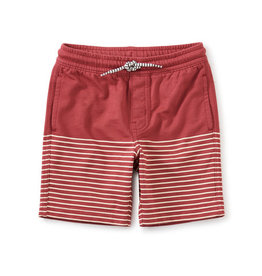 Tea Collection Beach Shorts Earth Red 2-12