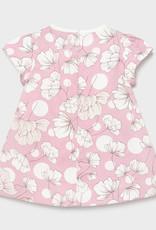 Mayoral Pink Flower Dress