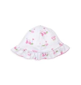 Kissy Kissy Floppy Hat Pink Longest Drive Med, Large