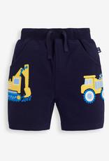 JoJo Maman BeBe Digger Applique Shorts