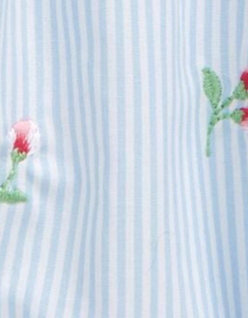 Little Me Rosebud Schiffli Bubble