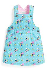 JoJo Maman BeBe Toucan Dungaree Dress