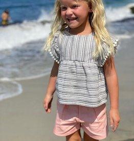Vignette Hattie Pink Shorts 2-14