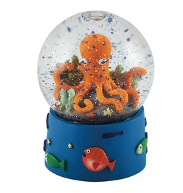 Floss and Rock Mini Deep Sea Snow Globe