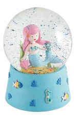 Floss and Rock Musical Mermaid Snow Globe