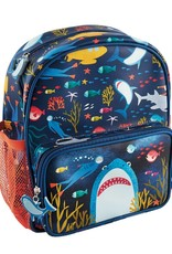 Floss and Rock Deep Sea Backpack