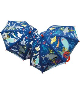 Floss and Rock Deep Sea Umbrella